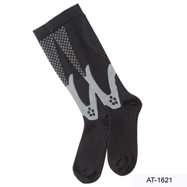 Performance compression socks for women and men