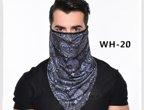 Bandanas Face Mask Earloop Neck Gaiter Mask