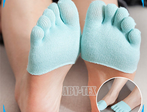 Breathable full toe cover socks