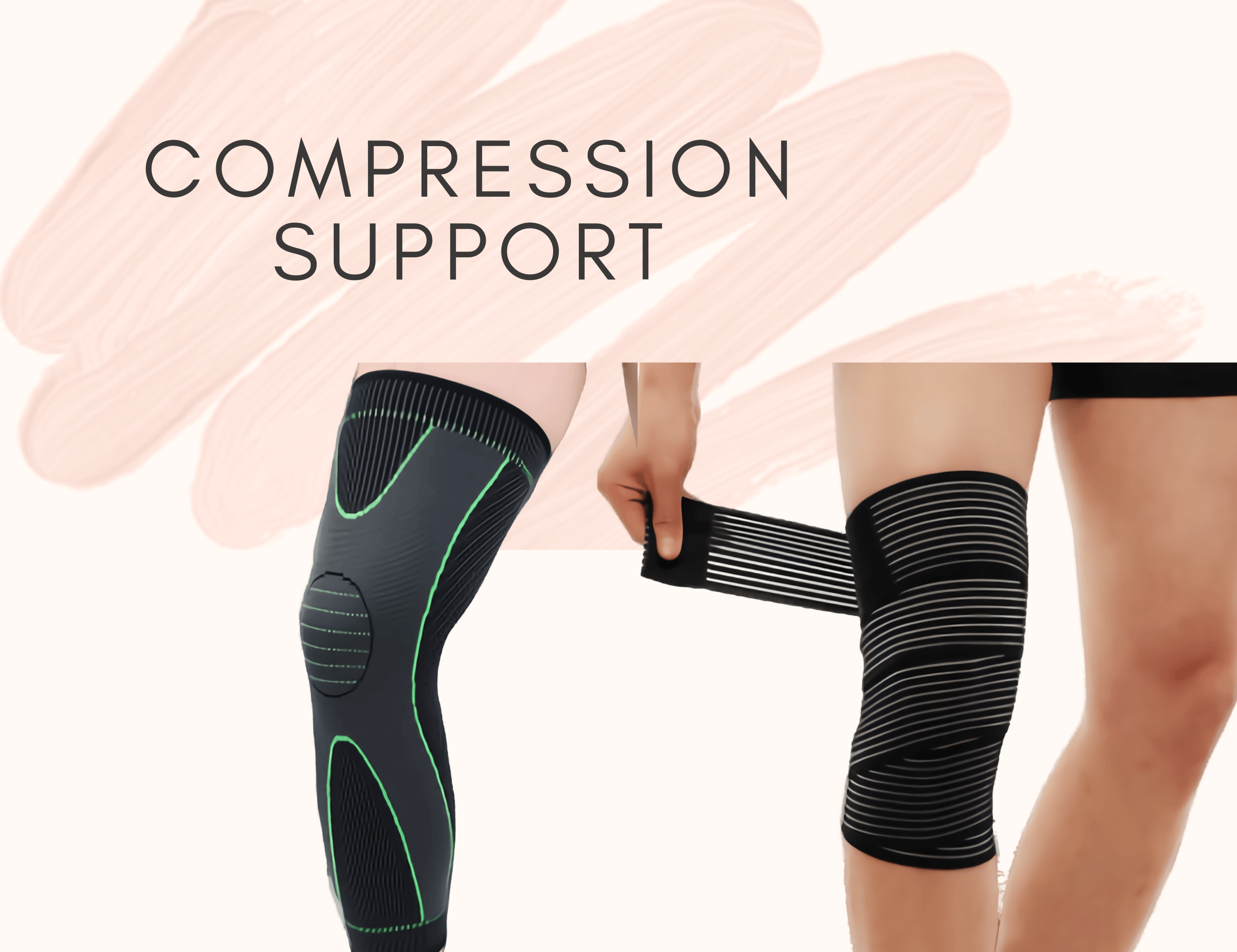 Compression support