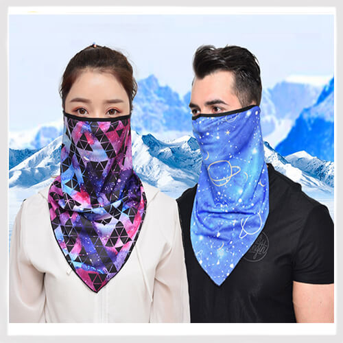 Face Cover for Men Women and Teens