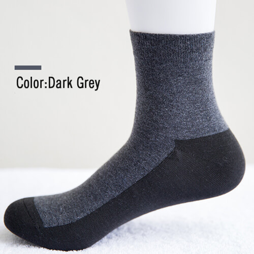 Graphene Ankle Socks for Men