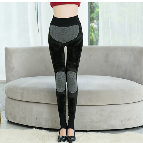 Graphene Thermal Legging with Fleece