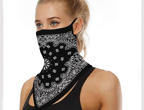 Headwear Balaclava Bandana for Dust Outdoors Sports