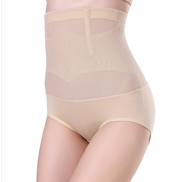 High Waisted Tummy Control Body Shaper Panty