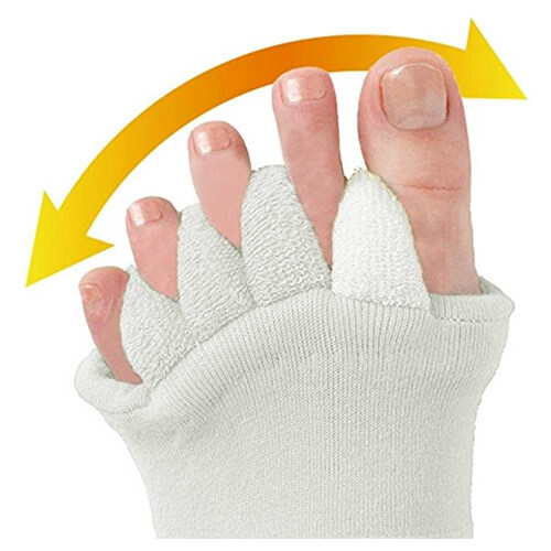 Massage Toeless Toe Separator For Women