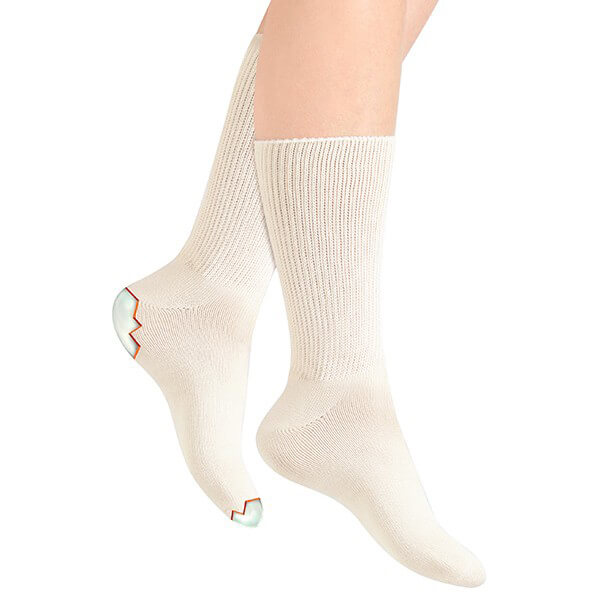 Non-Binding Ankle Socks with Gel