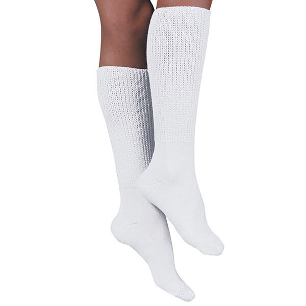 Non-Binding Diabetes and Circulatory Crew Socks