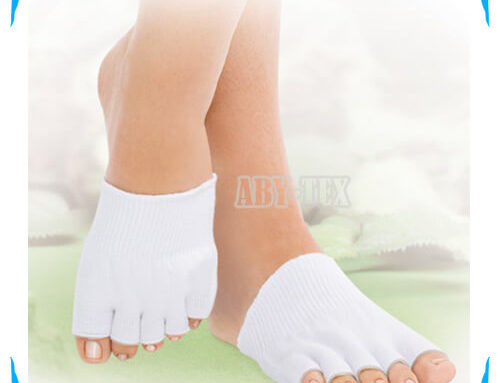Therapeutic gel open toes