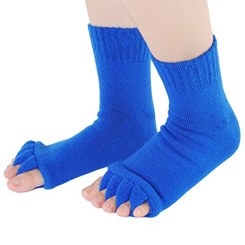 Toe Spacer Stretch Tendon Feet Pain Relieve