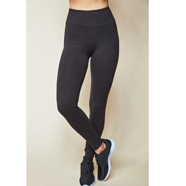 Women's High Waisted Fleece Leggings