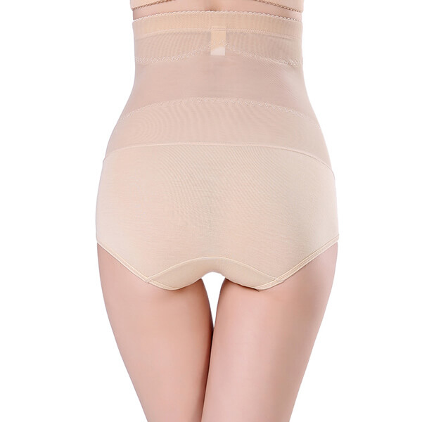 76e2ff3b3c169 High Waisted Tummy Control Body Shaper Panty