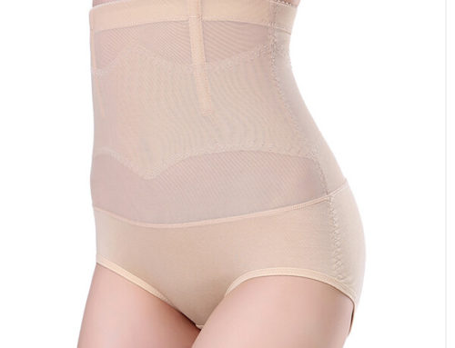 Women's Hi-waist Full Brief Firm Control