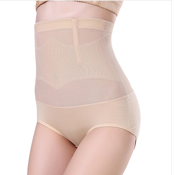 Women's Shapewear Hi-waist Full Brief Firm Control Tummy Slimming
