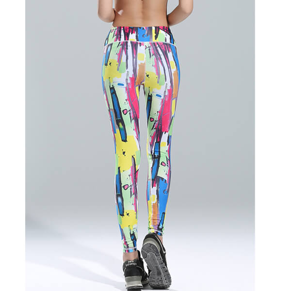 Women's stretchy Workout Leggings